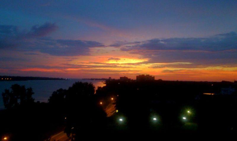 Sunrise Magical Early Jetlag