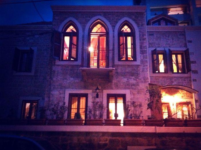 At Beirut