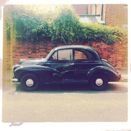British Classic Car Car Classic Car Morris Minor Old-fashioned Transportation Vehicle Vintage