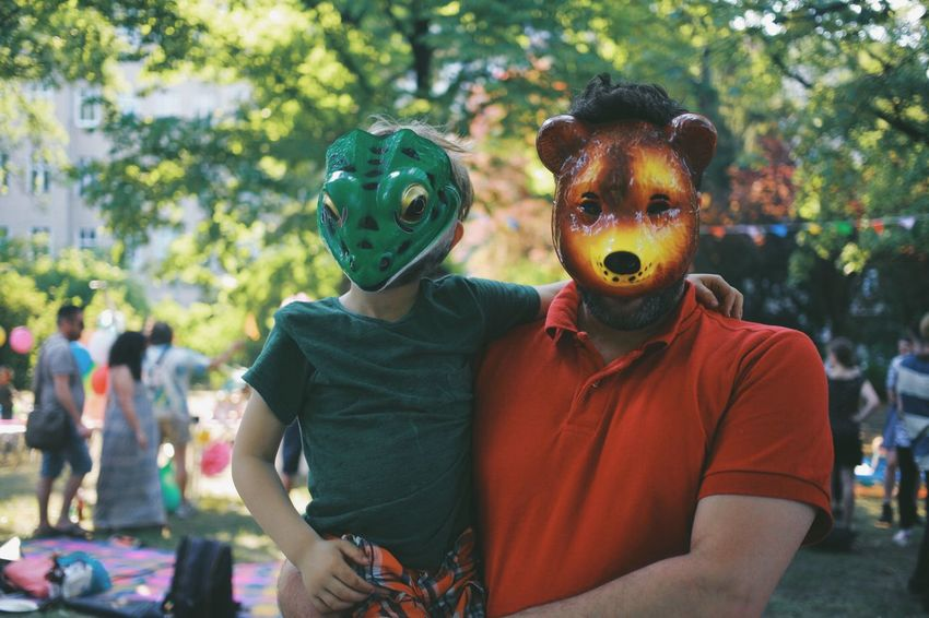 Yesterday EyeEm Picnic Berlin EyeEm Global Meetup The Global EyeEm Adventure Berlin Viktoriapark Party Mask Father & Son Bear Frog Market Bestsellers September 2016 Bestsellers