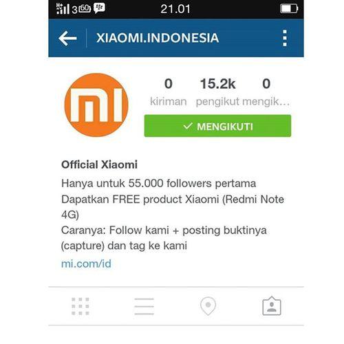 Boleh juga untuk di coba. Siapa tau beneran. :-) :-) Xiaomi Xiaomiindonesia Xiaomiyicamera