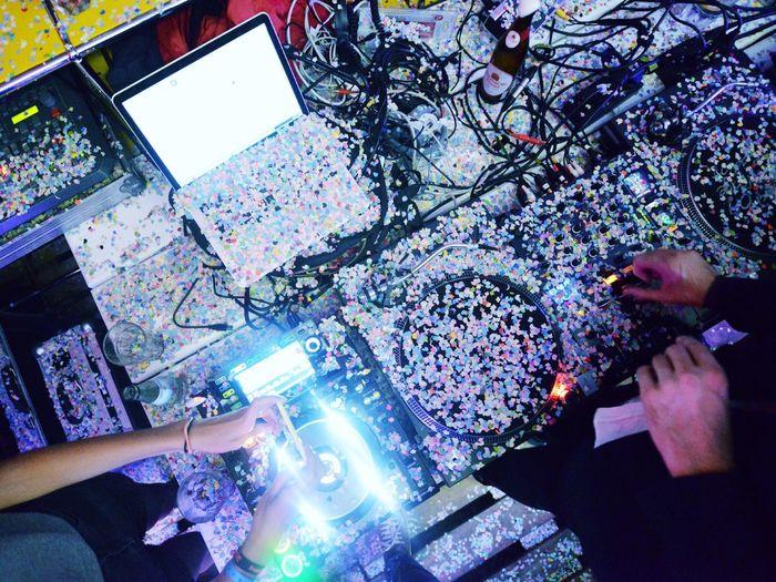 Confetti everywhere! The 2014 EyeEm Festival & Awards