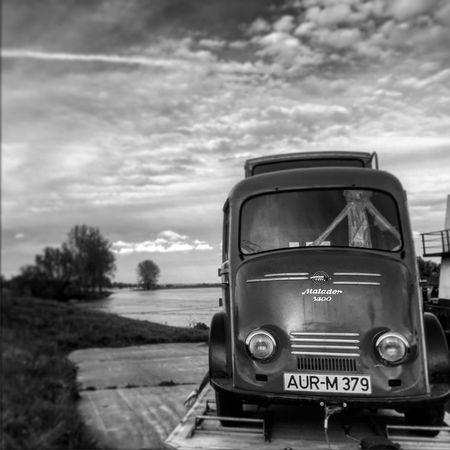 Transportation Hello World Old Car Cars Vans Matador Tempo