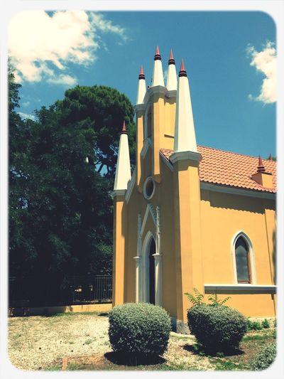 Church Park Architecture