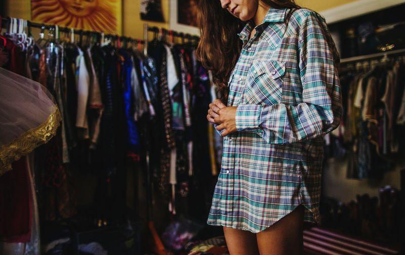 Button Up Open Edit Girlfriend Beautiful Girl