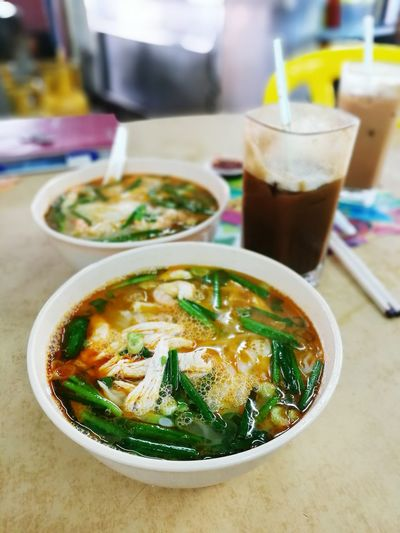One of the best local breakfast Kaiseehorfun Localmalaysianfood Food Breakfast Malaysian Food Soup Noodle Noodles Lover Noodles Time Noodles Noodles Local Food Culture Horfun Ipohfood Ipohmali