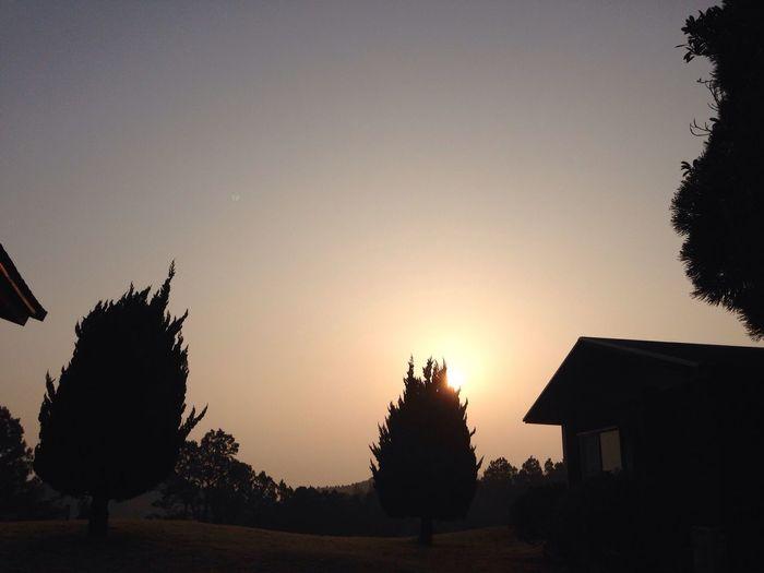 ん〜気持ちいい〜*\(^o^)/* Sunrise Sky_ Collection Nature Clouds And Sky