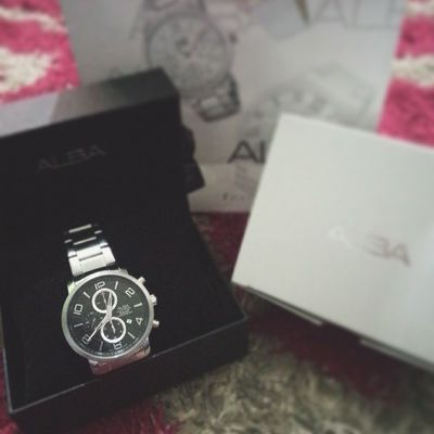 Yeeyy ? thanks for this new year's gift ? unbelievable ?? thanks big bro ? Happynewyear Gift Alba Instawatch