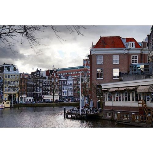 The Beautiful and Famous Amsterdamcanals Canals and the AmstelRiver . near the CityCenter centrum. amsterdam holand netherlands niederlande. Taken by my SonyAlpha dslr dslt a57 . قنوات_مائيه نهر امستردام هولندا