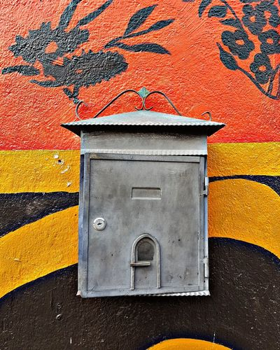 Barruera Barruera Lleida-Pirineus Valldeboi Mailbox Mail Mail Slot Mailman Mailboxes Mail Service Colors Colorful Color Colourful Color Photography Color Explosion