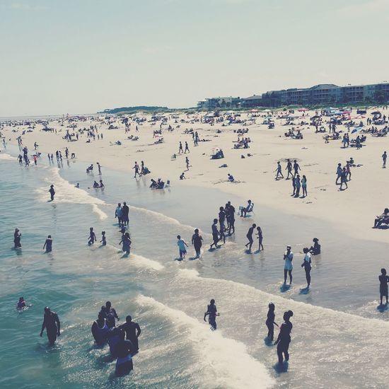 Tybee Beach First Eyeem Photo
