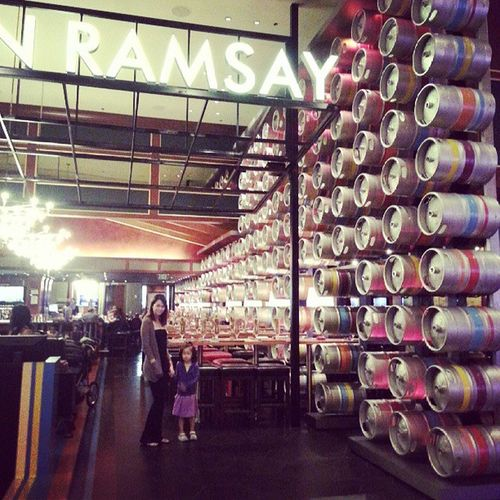 ♥♡♥♡ SushiCute Gordonramsay Pub VegasStyle vegas LasVegasBLVD LasVegas iAmViet JchachingD FourByAll