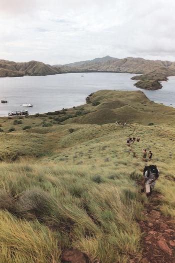 Hiking Hill