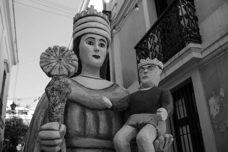 Art Baby Jesus Carving - Craft Product Christmas Close Up Human Representation Religion Sculpture Statue Viejo San Juan First Eyeem Photo