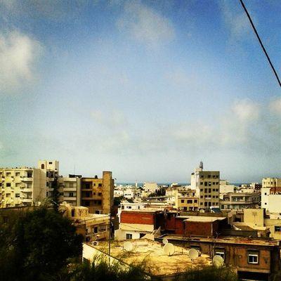 InstagramTunisie Instagramtn IgersTunisia InstaHamhama Hamhama HammamLif cloudy sky view