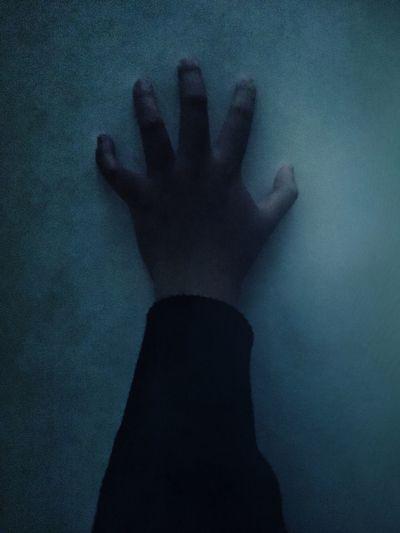 Darkness Creepy Silent Human Hand EyeEm Selects
