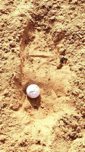 A metaphor for life... Life Metaphor Sand Golf First Eyeem Photo