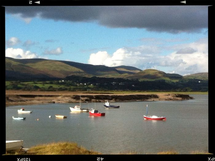Boats And Moorings