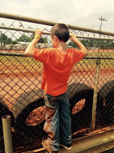 Go Kart Dirt Track Mud Son Tires in Lawsonville NC