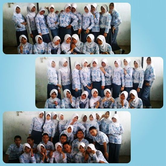 I miss so much this moment :'( SMA 2011 DatukRibandang Bestmoment friendship