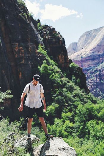 Feel The Journey Found On The Roll Original Experiences Peoplescreatives Live Folk Live Authentic Goexplore Chasinglight Adventure The Essence Of Summer Gooutside Wandering Zion National Park