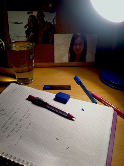 Studying Working Exams University Student