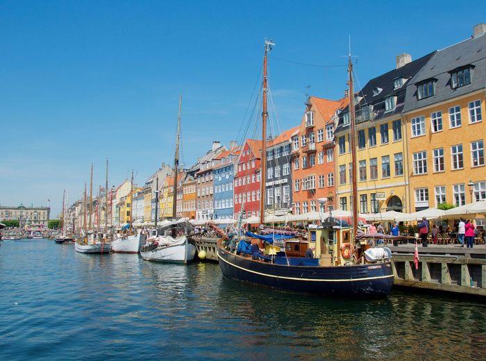 Copenhagen Nyhavn Denmark Streetphotography Canal Harbour Traveling Travel Enjoying Life EyeEmBestPics Eye4photography  EyeEm Best Edits EyeEm Best Shots EyeEm Gallery Eye Em Travel Color Of Life Hanging Out Showcase June