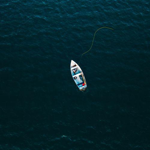 Herşey çok güzel olacak. Drone  Sea Fishing Boat Fish Water Nautical Vessel Sport High Angle View Boat Sailing Boat Surfer Surfing