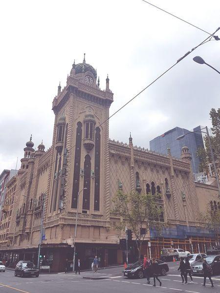 Architecture Built Structure Outdoors Clock Tower Cityscape Flindersstreet Cityscape City Life Melbourne, Australia Melbournecbd MelbournePhotographer Melbourne History