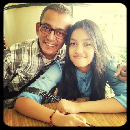 Me with my Nayna