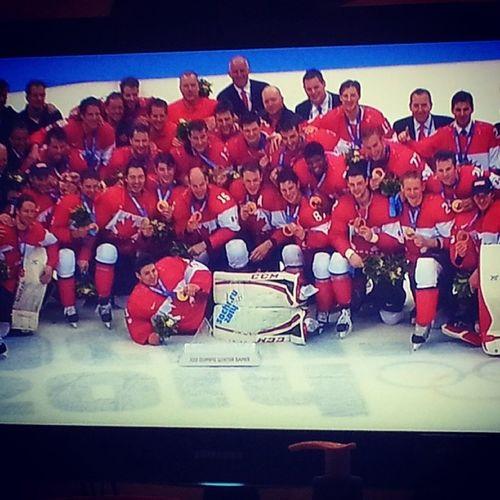 So Proud Right Now! Teamcanada ProudCanadian GOLDMEDALWINNERS Sochi2014