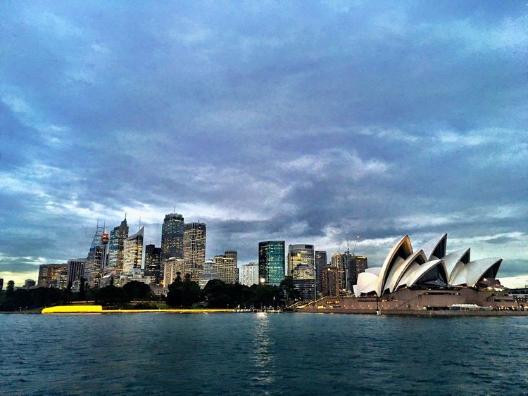 Sydney recedes as you journey over the harbour on the Manly Ferry Sydney Opera House Architecture EyeEm Best Shots EyeEm Gallery EyeEmBestPics Travel Destinations Night Photography Eyeemphotography Halfcenturytraveller Travelphotography Travel Photography Travelgram Cities At Night Sydney, Australia Eye4photography  Cityscapes Cityscape City Evening Sky Evening Light Evening