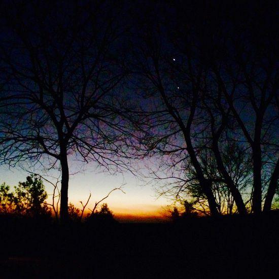 An African night sky Night Shadows Stars Light And Shadow Creative Light And Shadow