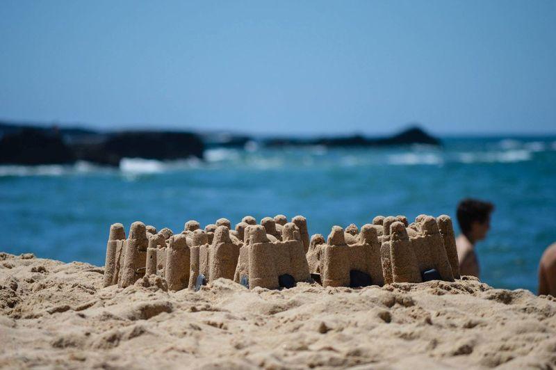 Beach Focus On