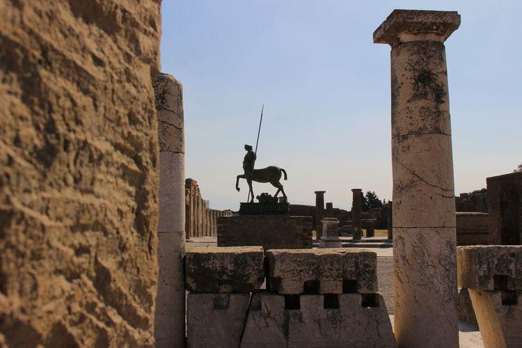 Pompéi Ruins