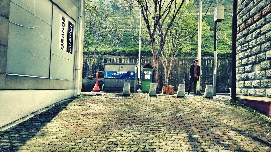 Morning in Gwangju Korea