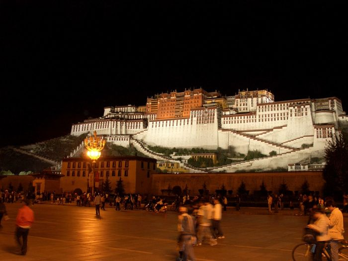 Tibetan Buddhism Potala Palace Travel Destinations Architecture Tibetan Monastry Tibet History Lhasa, Tibet