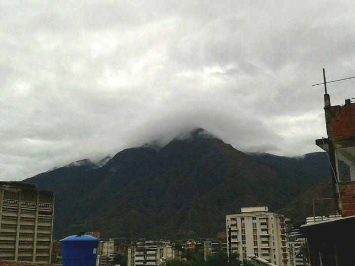 Goodmorning Beautifullandscape Caracas Avila