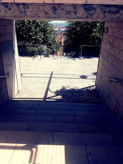 Shadow Day Outdoors Street France 🇫🇷 Les Pentes De La Coix Rousse Lyon Travel Destinations City Street Traboules Croix Rousse Lyon France Building Exterior Plant Architecture View France🇫🇷 Stairs EyeEmNewHere