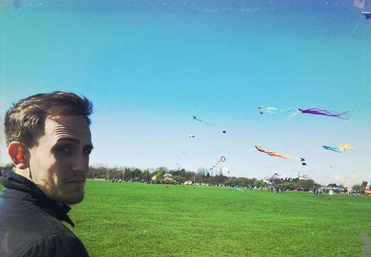Wind Otterspool Promenade Prom Sun Kites Kiteflying Harrington Harringtonjacket