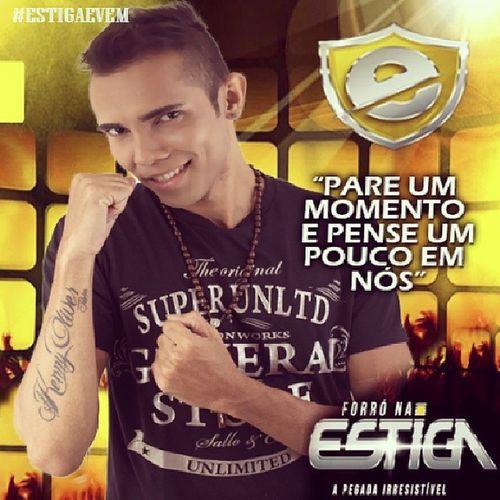 SucessoNovo Escutem é @forronaestiga é Estouroooo EstigaEVem http://www.suamusica.com.br/?cd=315397