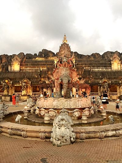 Miles Away Phuket Fantasea a cultural theme park