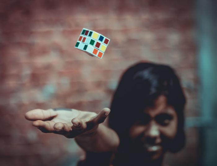 Moment Rubik's