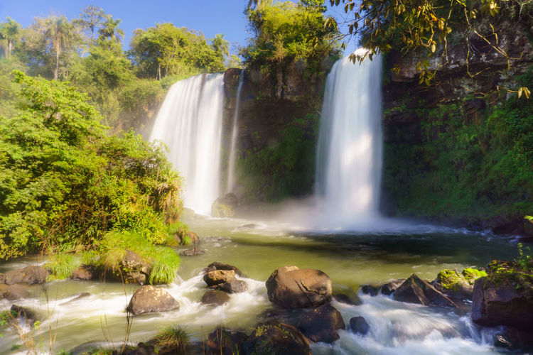 Beauty Beauty In Nature Environment Environmental Conservation Flowing Freshness Idyllic Long Exposure Motion Nature No People Outdoors River Scenics Sky Smooth Social Issues Stream - Flowing Water Tourism Travel Travel Destinations Tree Vacations Water Waterfall