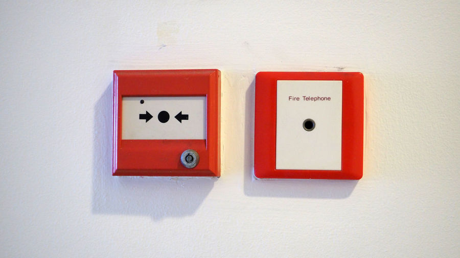 Fire telephone equipment use warning when on fire Fire Close-up Communication Electricity  Escape Evacuation Fire Alarm Fire Alarm Equipment Help Indoors  Power Supply Prevent Push Button Red Safety Security Urgency Warning