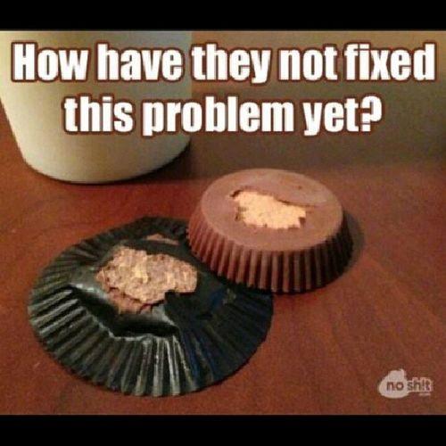 Lmao RIGHT Reeses Chocolate Peanutbuttercup Hatethatshit lmao tag4tags like4likes
