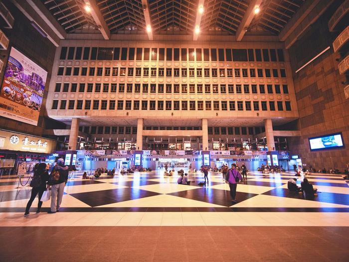 Taipei Station,