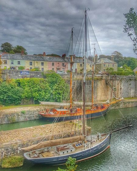 Charlestown Poldark kernow Cornwall
