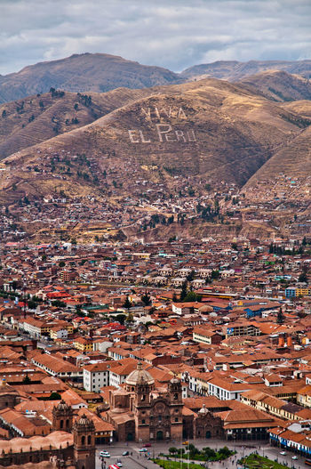 Cusco from