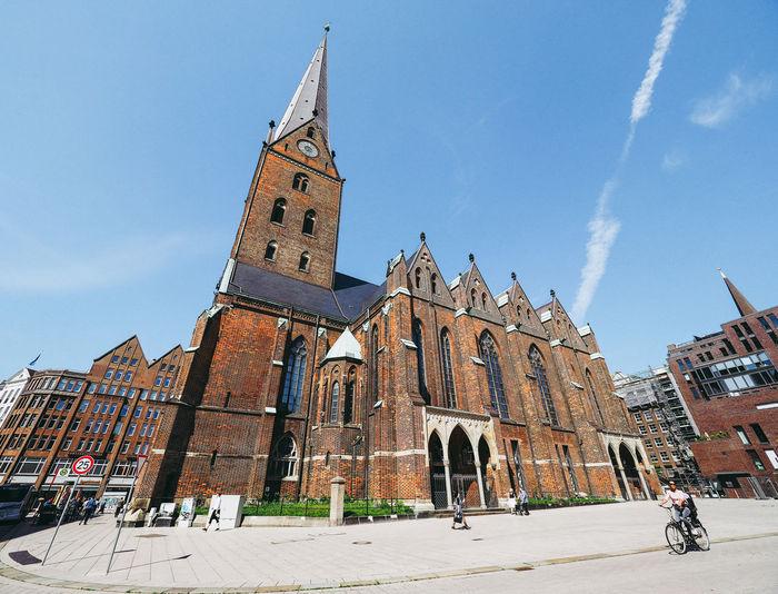St Petri church in Hamburg Architecture Deutschland Hamburg Kirche St Peter St Petri Church Hamburg Germany St Petri St Petri Kirke